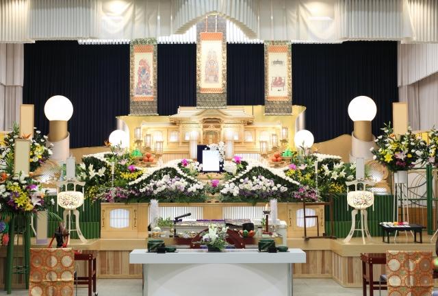 告別式から火葬までを1日で執り行うプラン